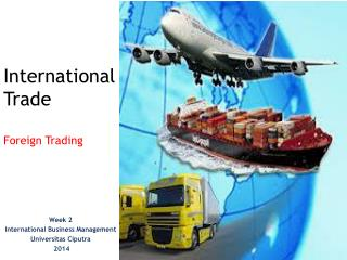 International Trade Foreign Trading