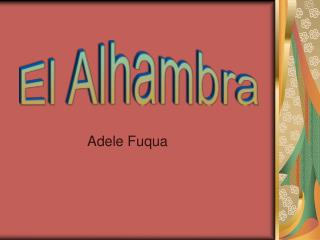 Adele Fuqua