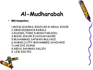 Al-Mudharabah