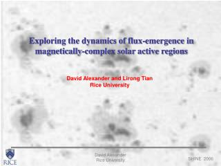 Exploring the dynamics of flux-emergence in magnetically-complex solar active regions