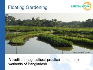 Floating Gardening