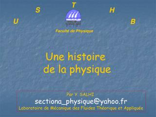 Facult� de  Physique