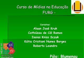 Curso de Mídias na Educação FURG -