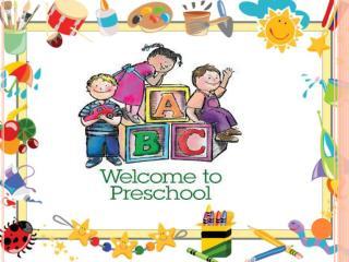 Preschool in Bhubaneswar