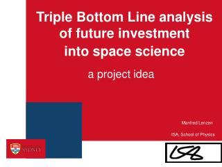 a project idea