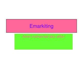 Emarkiting