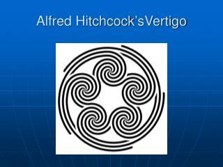 Alfred Hitchcock'sVertigo