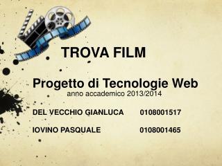 TROVA FILM