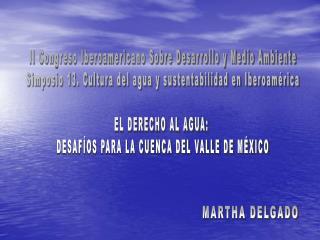 II Congreso Iberoamericano Sobre Desarrollo y Medio Ambiente