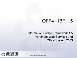 OFF4 - IBF 1.5