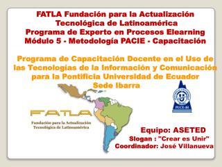 FATLA Fundación para la Actualización