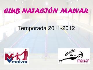 CLUB NATACI�N MALVAR