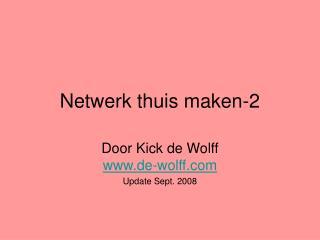 Netwerk thuis maken-2