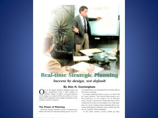 Real Time Strategic Planning By Design Not Default_moB