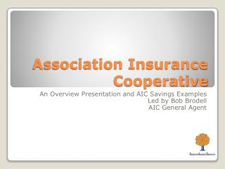 Association Insurance Cooperative