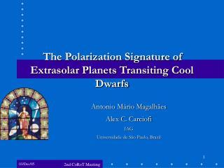 The Polarization Signature of Extrasolar Planets Transiting Cool Dwarfs