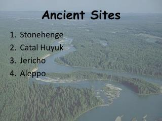Ancient Sites