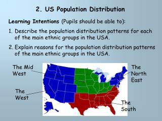2. US Population Distribution