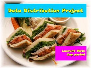 Data Distribution Project