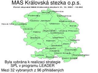 MAS Královská stezka o.p.s.