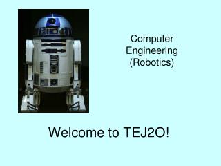 Welcome to TEJ2O!