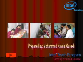 Prepared by: Mohammad Navaid Qureshi