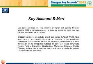 Key Account  S-Mart