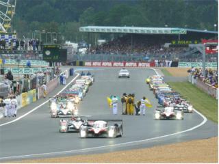 Pour revivre la l�gende des   24 Heures du Mans