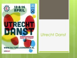 Utrecht Danst
