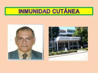 INMUNIDAD CUTÁNEA