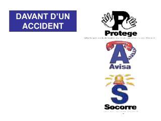 Después de cada accidente puede persistir el peligro que lo origino.