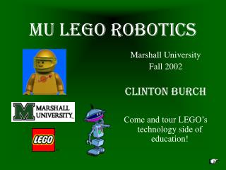 MU LEGO Robotics