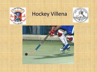 Hockey Villena