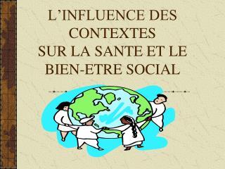 L'INFLUENCE DES CONTEXTES SUR LA SANTE ET LE BIEN-ETRE SOCIAL