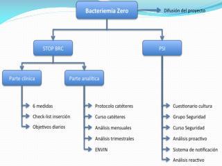 Bacteriemia Zero. Difusión del proyecto