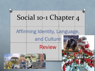 Social 10-1 Chapter 4