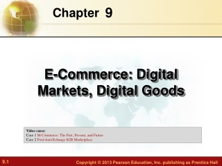Chapter 8 E-Commerce and Web 2.0