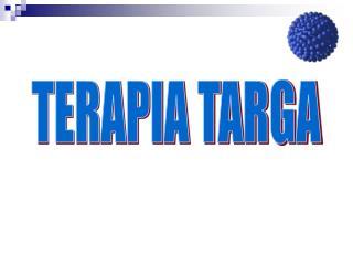 TERAPIA TARGA