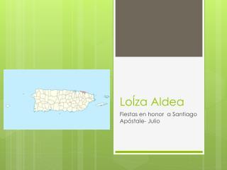 LoÍza Aldea
