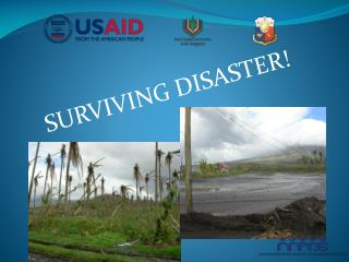 SURVIVING DISASTER!