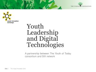 Youth Leadership and Digital Technologies