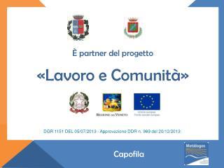 � partner del progetto