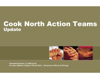 Cook North Action Teams  Update