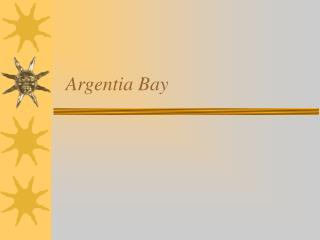 Argentia Bay