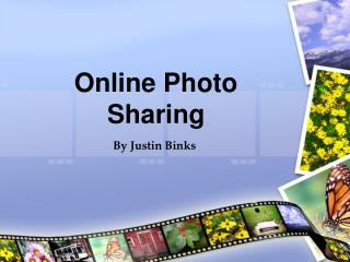 Online Photo Sharing