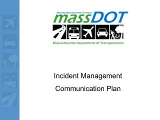 Incident Management Communication Plan