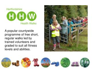 St Albans, City & District Health Walks
