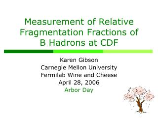 Measurement of Relative Fragmentation Fractions of  B Hadrons at CDF