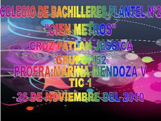 COLEGIO DE BACHILLERES PLANTEL Nº2