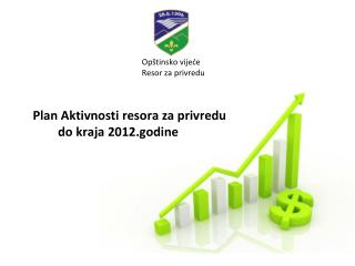 Plan Aktivnosti resora za privredu         do kraja 2012.godine